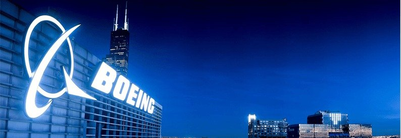 Boeing Books 1st Quarterly Loss In 7 Years