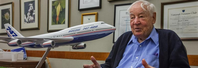 Father Of The Boeing 747 Program Has Died