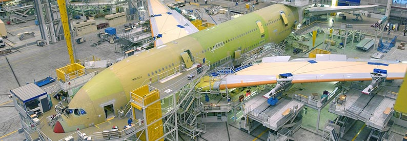 Narrowbody Orders For Airbus In August