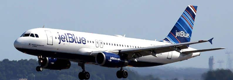 JetBlue Reports August Traffic